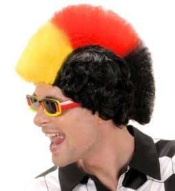 Perruque punk allemand