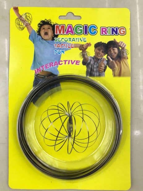 Flow ring magic ring