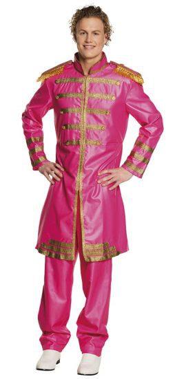 Costume chanteur britpop