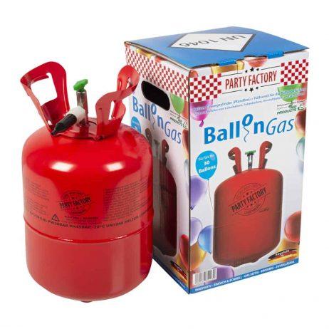 BOUTEILLE HÉLIUM JETABLE (Recharge pour 50 ballons)