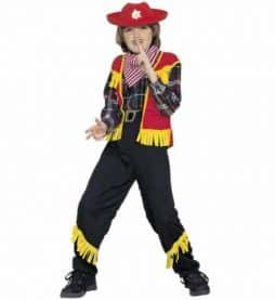 Costume cow boy garcon