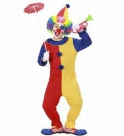 Costume jeune clown