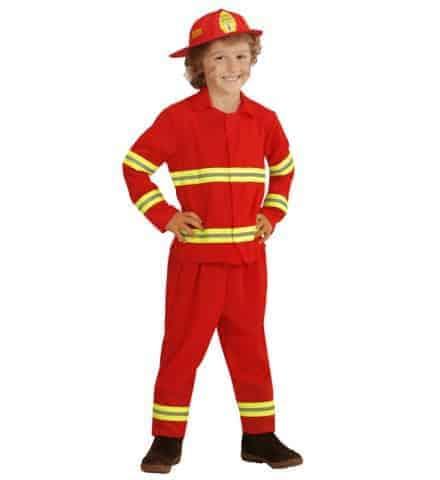Costume petit pompier