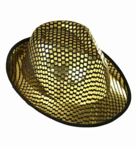 Chapeau disco or