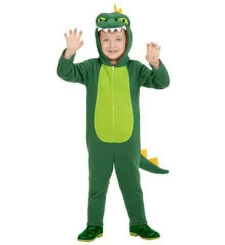 Petit dragon vert