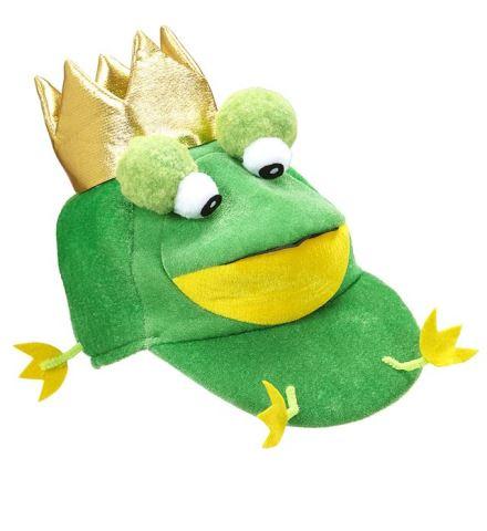 Casquette grenouille