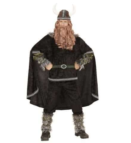 Costume de chef viking