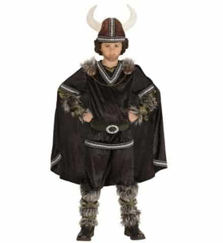 Costume de petit viking