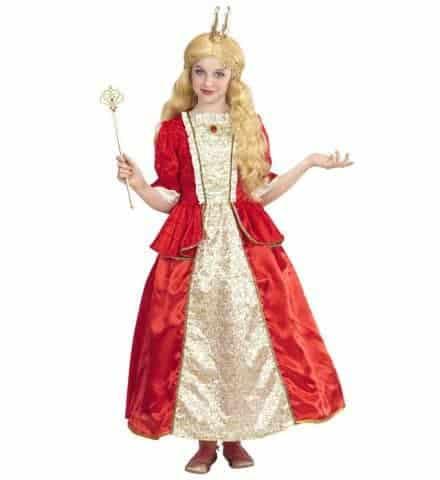 Robe de petite reine