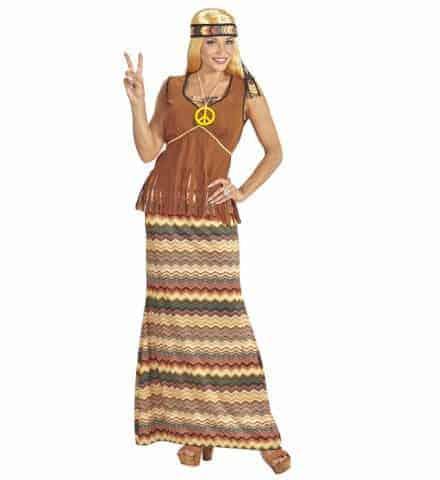 Tenue hippie femme