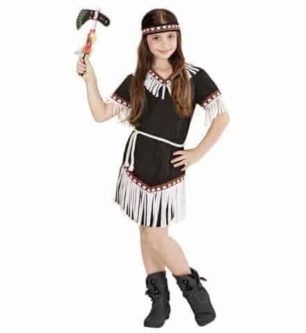 Costume fille apache