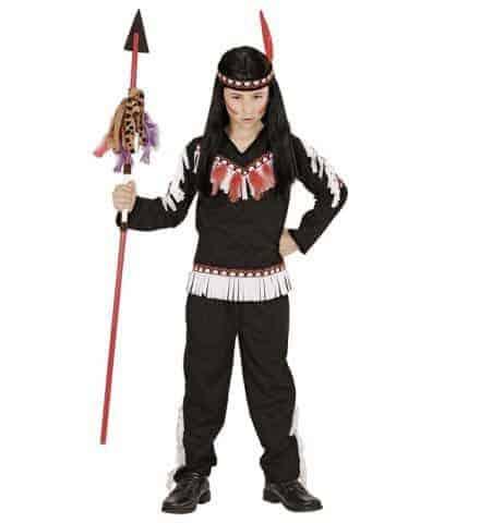 Costume petit apache