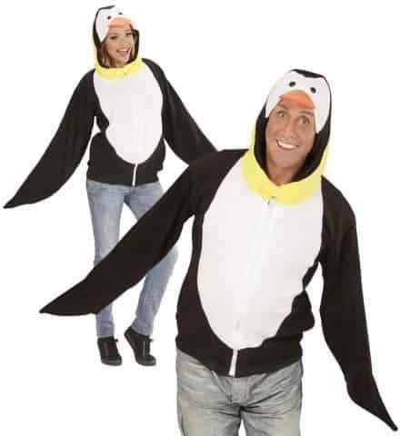 Blouson polaire pingouin