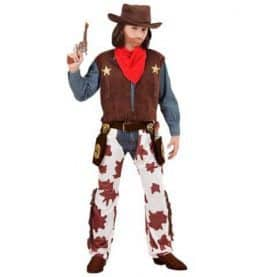 Costume cow boy enfant