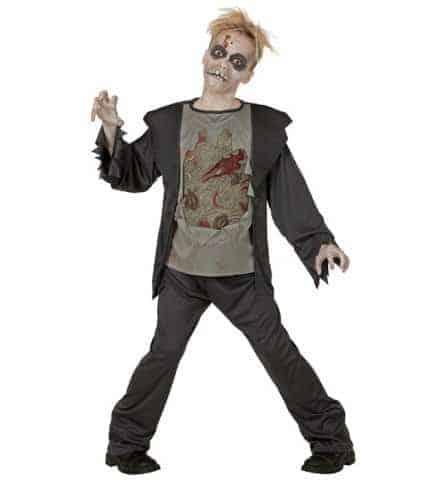 Déguisement garçon zombie
