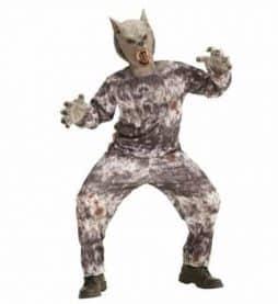 Costume loup garou enfant