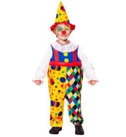 Costume de petit clown