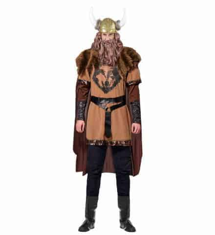 Costume guerrier viking