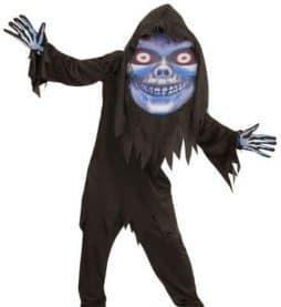Costume faucheuse enfant