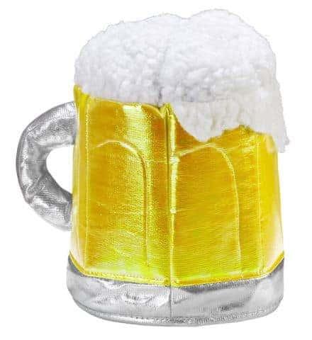 CHAPEAU CHOPE DE BIÈRE (Fête de la bière)