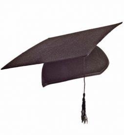 Chapeau jeune diplomé