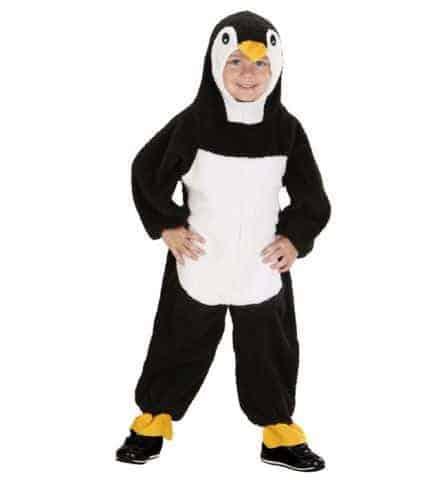 Déguisement petit pingouin