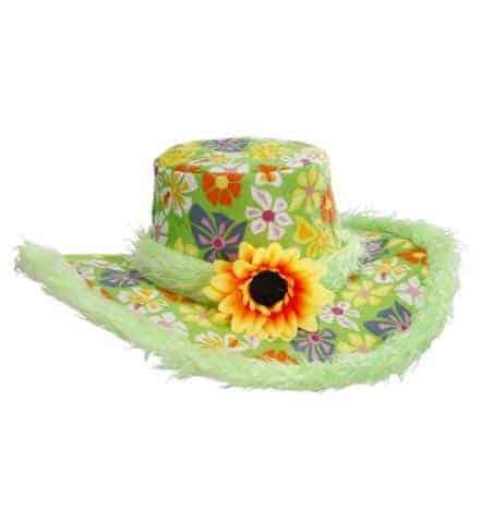 Chapeau vert ibiza