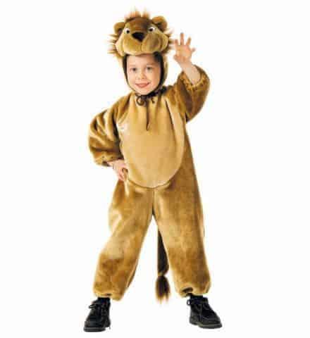 Déguisement lionceau