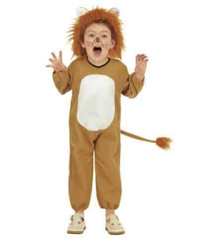 Costume lionceau