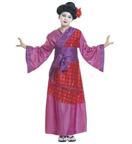 Kimono petite japonaise
