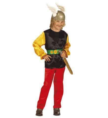 Costume petit heros gaulois