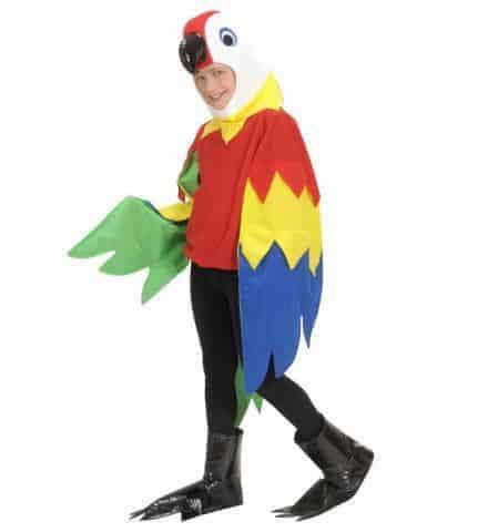 Costume de perroquet pour enfant