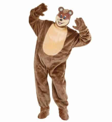 Costume ours teddy