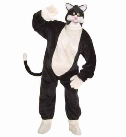 Déguisement chat peluche