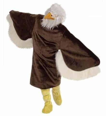Costume d'aigle adulte