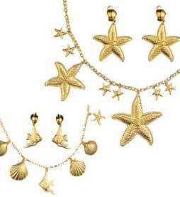 Pack bijoux de sirène