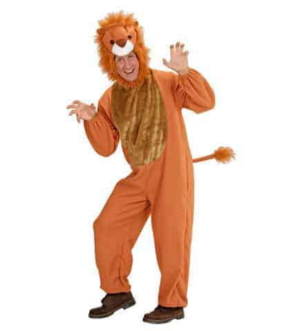 Costume de lion adulte