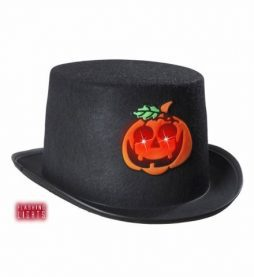Chapeau noir halloween