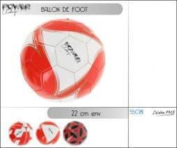 Ballon de foot simili cuir