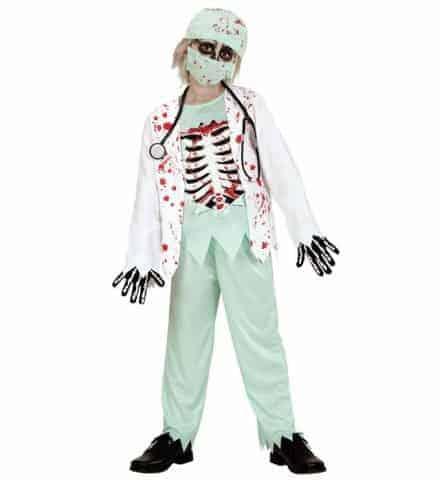 Petit chirurgien zombie