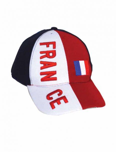 CASQUETTE FRANCE (Supporter France BBR)