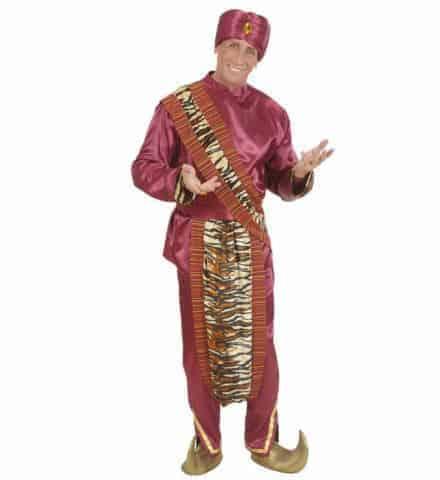 Costume de maharaja