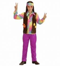 Costume hippie garcon