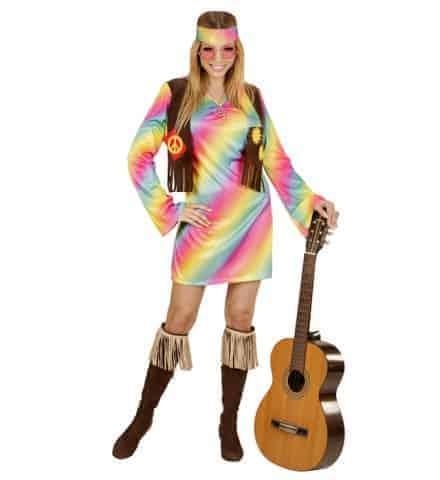 Tenue hippie fashion femme