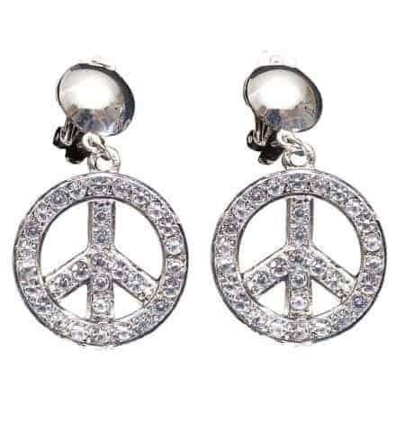 Boucles d'oreilles hippies