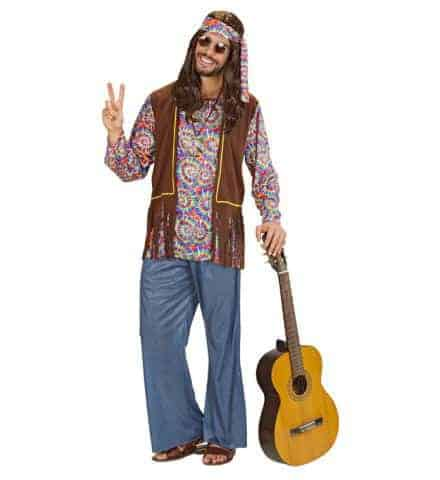 Costume woodstock homme