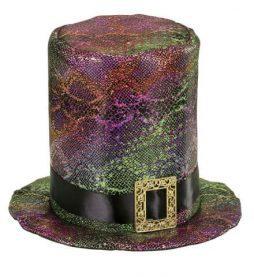 chapeau sorcier holographique