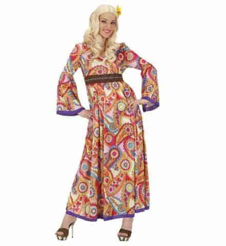 Robe femme hippie