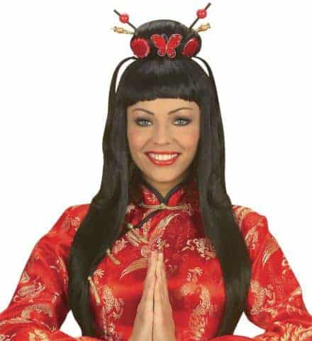 Perruque china girl