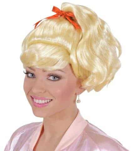 Perruque sandy blonde